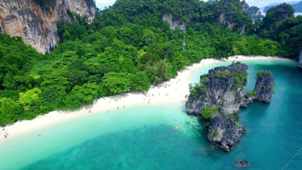hong island, One Day Tour From Krabi, tour from krabi hong island Hong Island One Day Tour From Krabi 01koh hong 1 1024x576