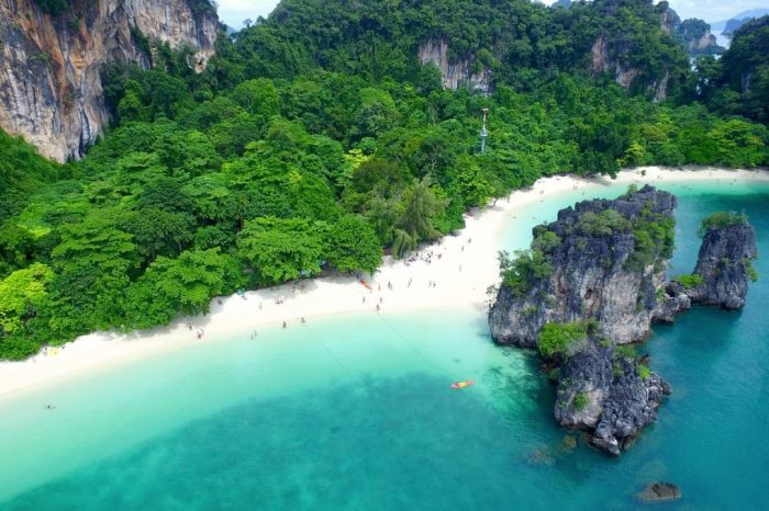 Hong Island One Day Tour From Krabi things to do Things to Do, Destination, Tours & Activity 01koh hong 1 700x466