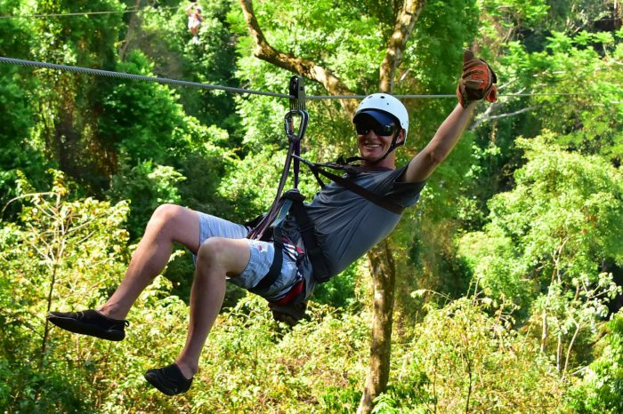 Krabi Tree Top Adventure Park things to do Things to Do, Destination, Tours & Activity CoverTreeTop01 700x466