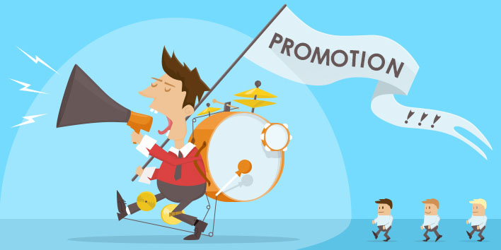 Promotions Job Promotion How to get promotion Get Promoted