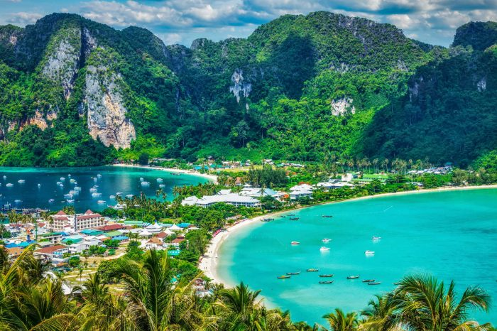 Phi Phi Island Tour From Krabi things to do Things to Do, Destination, Tours & Activity 01PPone day in koh phi phi 1 700x466