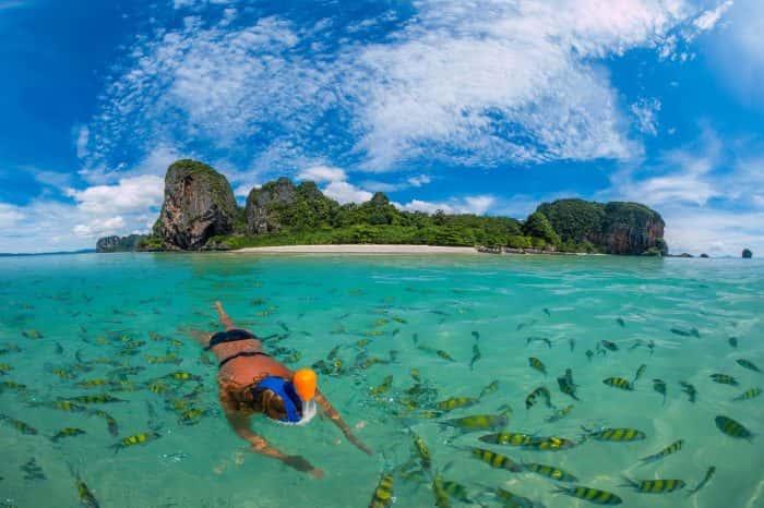 แพ็กเกจ 3 วัน 2 คืน หมู่เกาะพีพี กระบี่