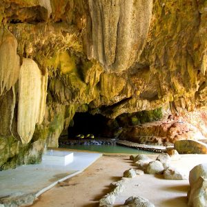 poong chang cave, tour from krabi