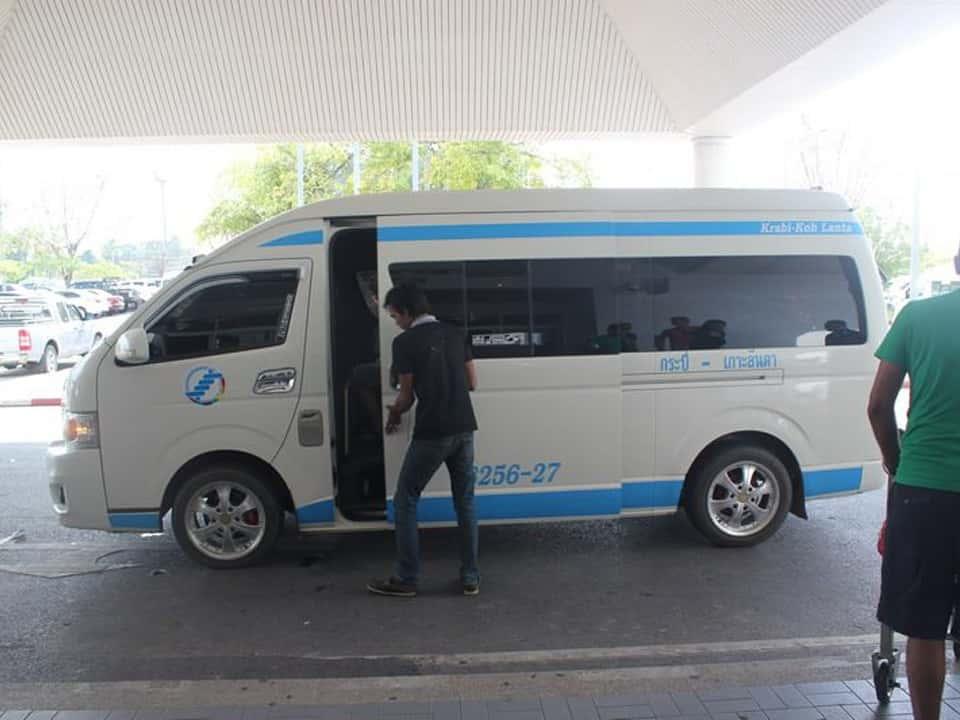 Krabi To Koh Lanta krabi to koh lanta Krabi To Koh Lanta  by Shared Air-conditioner Van Air conditioned Van transfer to Koh Lanta