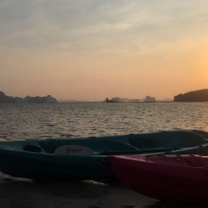 ao thalane sunset kayak and bbq