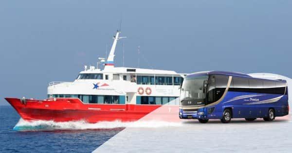 krabi to koh phangan, koh phangan ferry