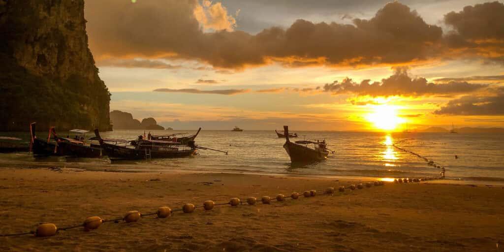 krabi 4 island sunset, sunset dinner, krabi 4 island tour krabi 4 island sunset Krabi 4 Island Sunset Dinner Seafood Krabi 4 Islands Sunset Dinner Seafood 1 1024x512