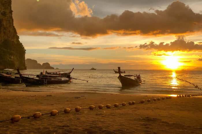 Krabi 4 Island Sunset Dinner Seafood