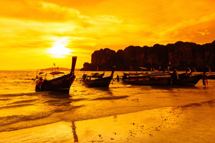 Krabi 7 Island Sunset Buffet BBQ Dinner Tour things to do Things to Do, Destination, Tours & Activity Krabi 7 Islands Sunset Buffet BBQ Dinner 700x466