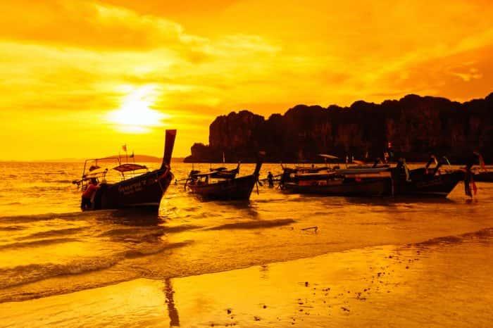 Krabi 7 Island Sunset Buffet BBQ Dinner Tour