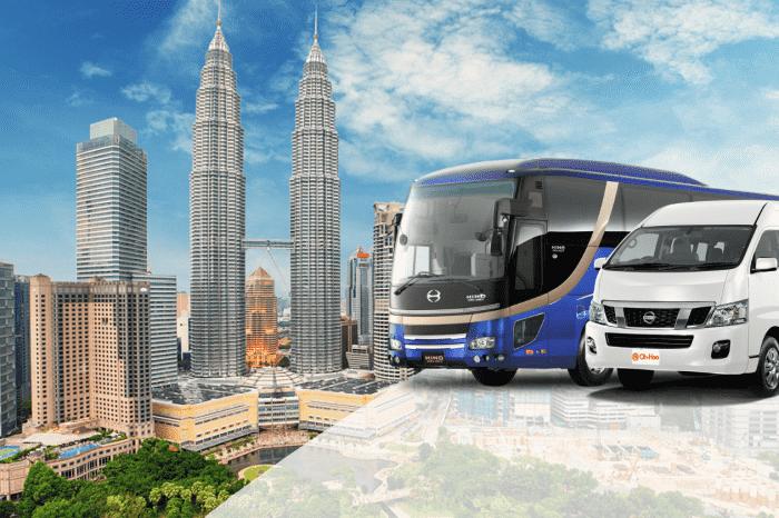 Krabi To Kuala Lumpur (Malaysia) by A/C Van and VIP Bus transportation service Transportation Service KBV KL Cover 700x466