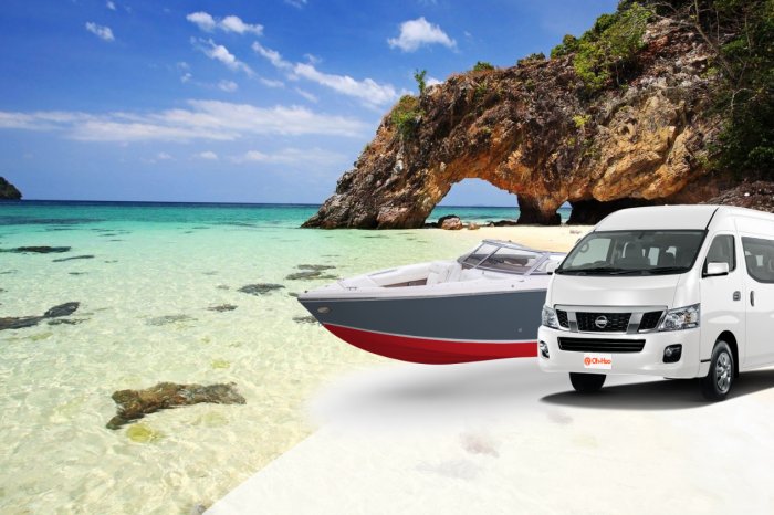 Krabi To Koh Lipe by A/C Van and Speedboat transportation service Transportation Service KBV Lipe Cover 700x466