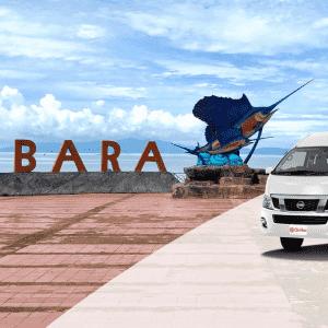 Krabi To Pakbara Pier