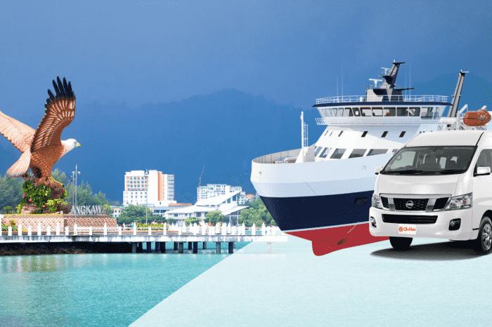 Krabi To Langkawi Malaysia by A/C Van and High Speed Ferry krabi tour OH-HOO : Krabi Tours & Activity, Phi Phi Island Tour, Phuket Tour KBV Town Langkawi 1 700x466