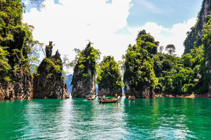 Khao Sok Cheow Lan Lake Tour From Krabi