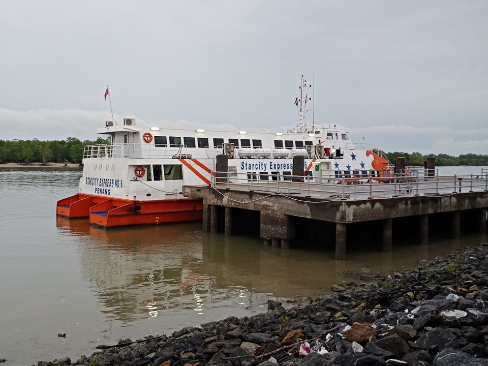 Krabi To Langkawi krabi to langkawi malaysia Krabi To Langkawi Malaysia by A/C Van and High Speed Ferry Taking High Speed Ferry from Tammalang Pier