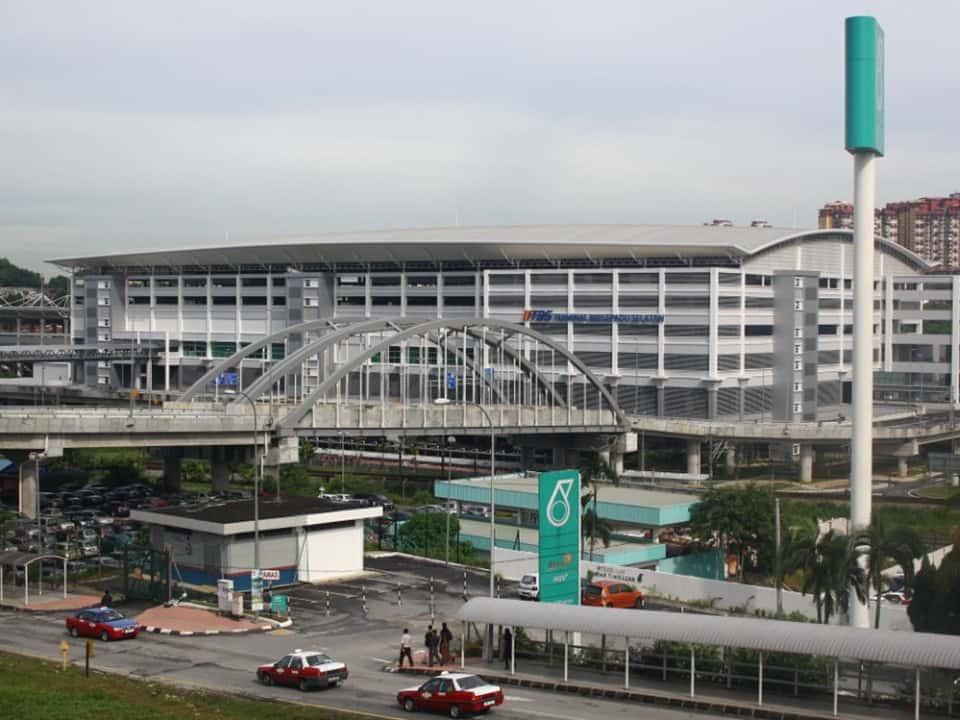 Krabi To Kuala Lumpur krabi to kuala lumpur Krabi To Kuala Lumpur (Malaysia) by A/C Van and VIP Bus Terminal Bersepadu Selatan TBS is the main bus terminal in Kuala Lumpur