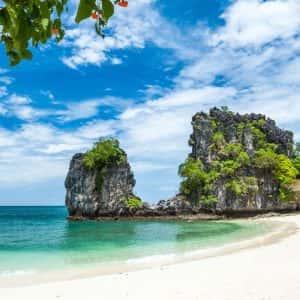 hong island sunset tour, hong island tour, sunset tour krabi, tour from krabi