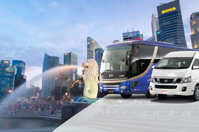 Krabi To Singapore by Air-conditioner Van and VIP Bus krabi tour OH-HOO : Krabi Tours & Activity, Phi Phi Island Tour, Phuket Tour CoverKBV Singapore01 700x466