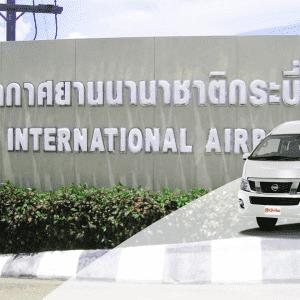ao nang to krabi airport