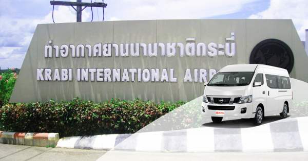 ao nang to krabi airport
