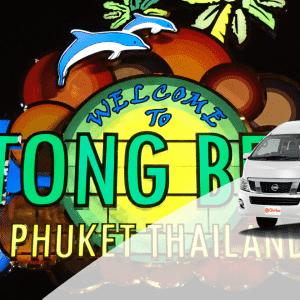 Krabi To Patong Beach