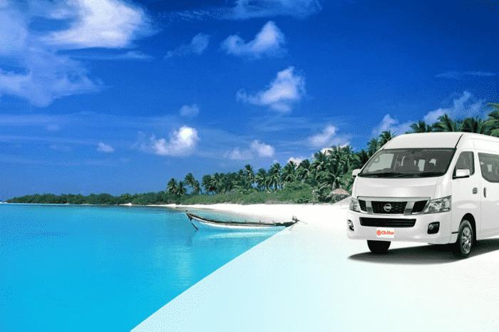Transportation service from Krabi To Kata/Karon/Bangtao/Surin/Kamala Beach by A/C Van