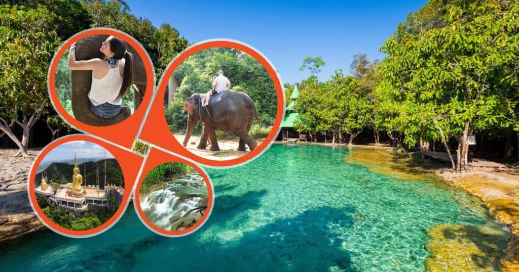 Krabi Jungle Tour , Elephant Trekking krabi jungle tour Krabi Jungle Tour with Elephant Trekking CoverJungleTourWithElephant 1024x538
