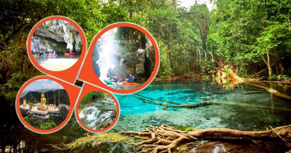 Krabi Jungle Tour , Kayaking , Ao Thalane krabi jungle tour Krabi Jungle Tour with Kayaking at Ao Thalane CoverJungleTourWithKayakking 1024x538