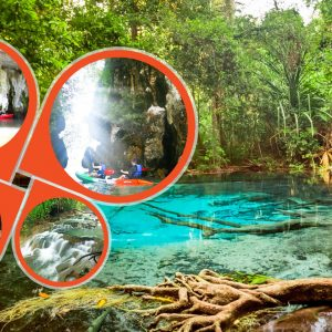 Krabi Jungle Tour with Kayaking