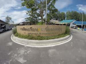 It's Kuan Tung Ku pier to Koh Mook. Its Kuan Tung Ku pier to Koh Mook