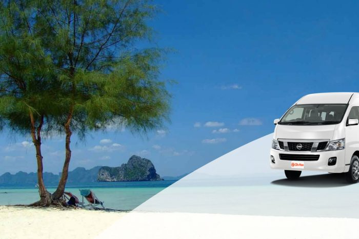 Transportation service from Krabi To Koh Ngai by A/C Van and Longtail Boat