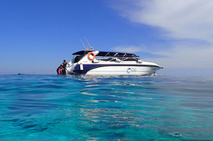 Koh Rok Snorkeling Tour from Koh Lanta By Tin Adventure Sea Tour things to do Things to Do, Destination, Tours & Activity Cover2 LTATO001 Snorkeling Tour to 4 Islands Trang 700x466