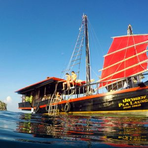 Krabi Sunset Cruises Tour, krabi sunset cruise