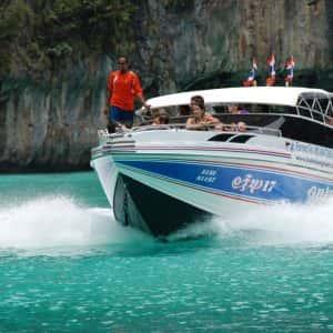 Snorkeling Phi Phi Island , Koh Phi Phi