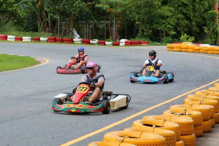 Krabi Kart Speedway , BUGGY Adventure , Paintball , BB Gun and Archery