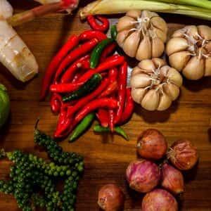 lanna thai home cookery school, cookery school krabi