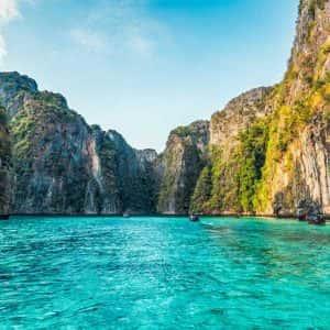 phi phi 7 islands tour, tour from phi phi, phi phi, tour