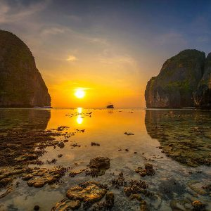 phi phi island sunset tour, tour from phi phi , sunset tour