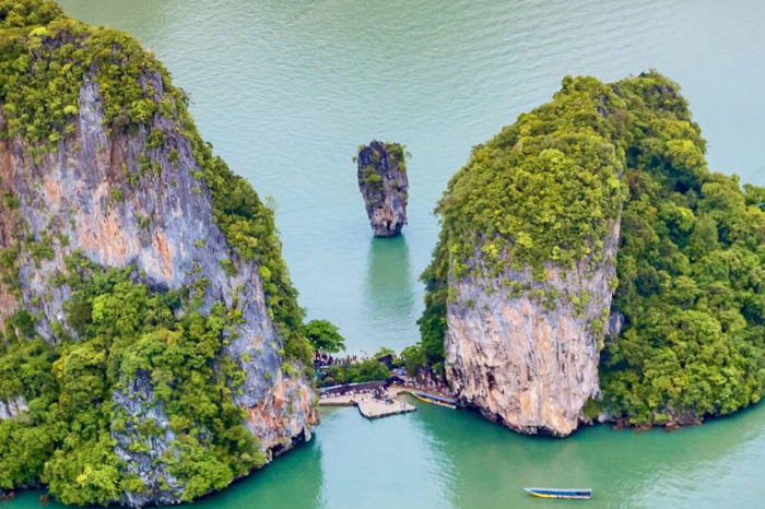 Avanti James Bond Adventure Air Tour From Krabi things to do Things to Do, Destination, Tours & Activity Avanti James Bond Adventure Air Tour From Krabi Cover 700x466