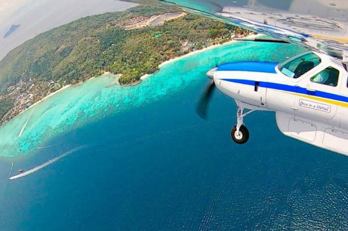 Avanti Phi Phi Islands Air Tour From Krabi