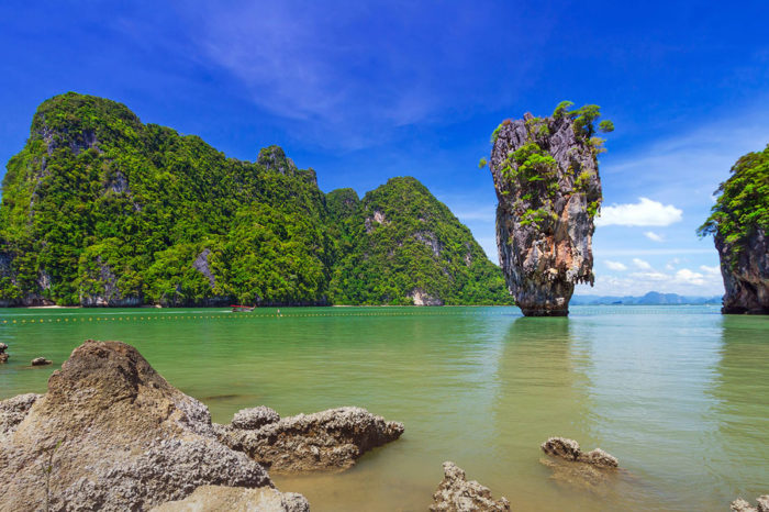 James Bond Island & Phang Nga Bay Tour By Big Boat From Phuket things to do Things to Do, Destination, Tours & Activity James Bond Island Phang Nga Bay with Canoeing By Big Boat From Phuket Cover 700x466