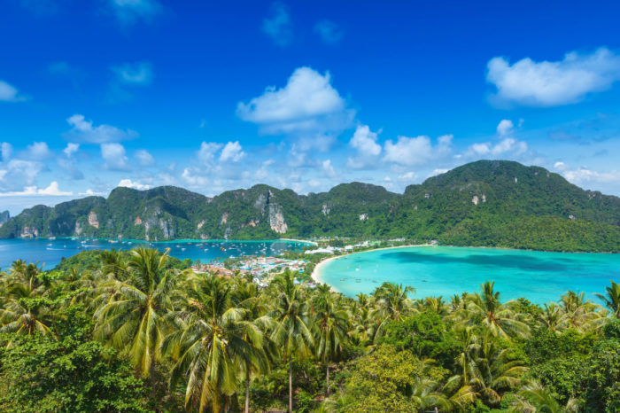 Maya Bay, Bamboo, Rang Yai and Phi Phi Island Tour from Phuket things to do Things to Do, Destination, Tours & Activity Maya Bay Bamboo Rang Yai Phi Phi Island Tour from Phuket Cover 700x466