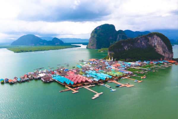 james bond island tour, tour from phuket