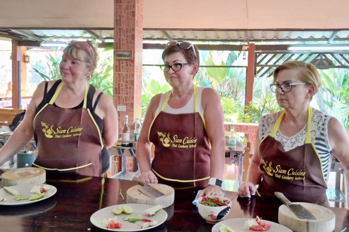 Siam Cuisine Thai Cookery School Krabi things to do Things to Do, Destination, Tours & Activity Siam Cuisine Thai Cookery School Krabi Cover 700x466