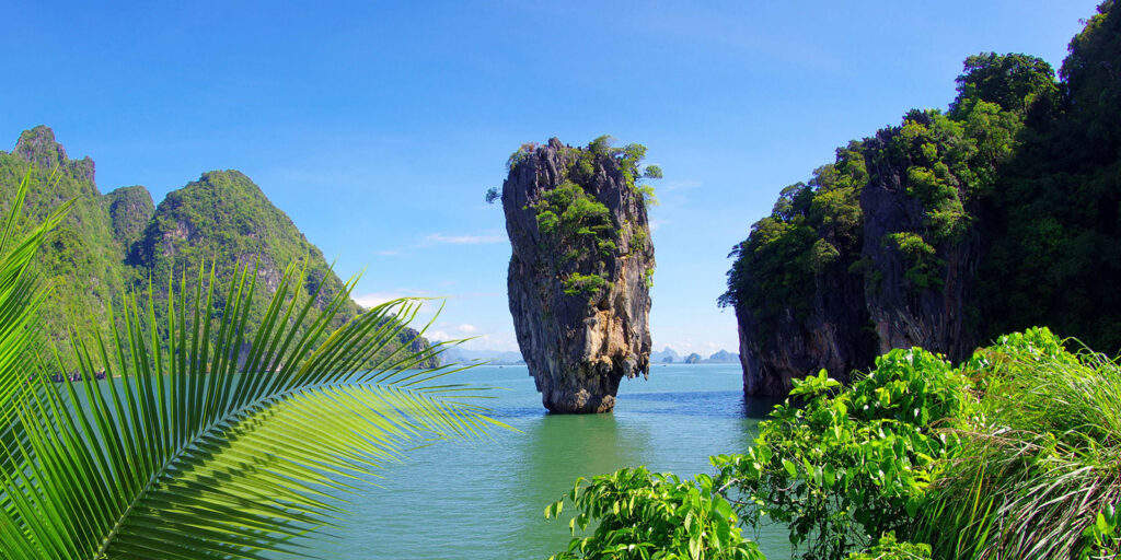 james bond island, phang nga bay, tour from krabi james bond island James Bond Island and Phang Nga Bay Tour from Krabi James Bond Island and Phang Nga Bay Tour from Krabi 1024x512