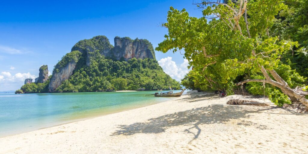 krabi attractions, thale waek (separated sea), koh poda, phi phi island, ao nang, railay bay krabi attractions Krabi attractions are must-see and worthwhile Koh Phak Bia Phak Bia Island 14 1024x512