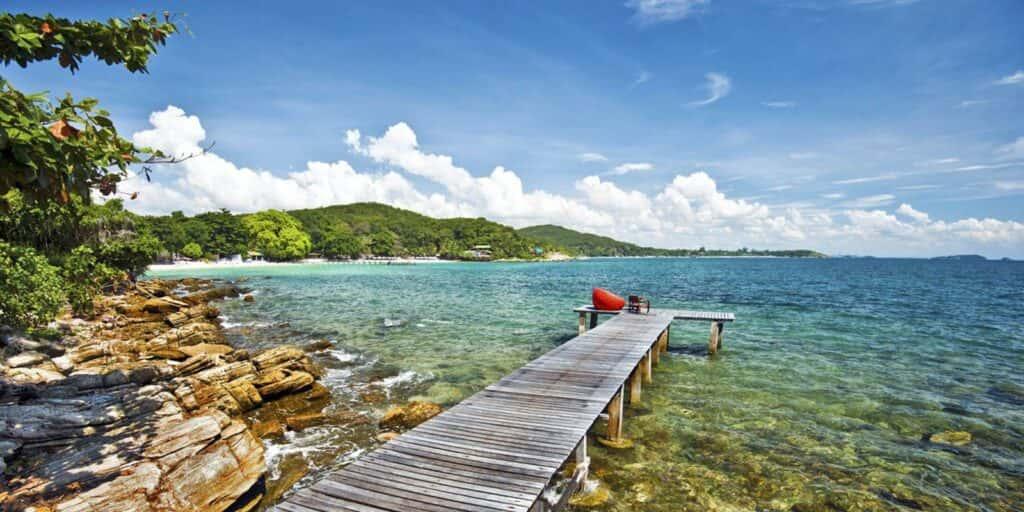 sea, thailand, travel, seasons sea Sea of Thailand, we can travel in all seasons Koh Samed Samed Island Rayong Province 1024x512
