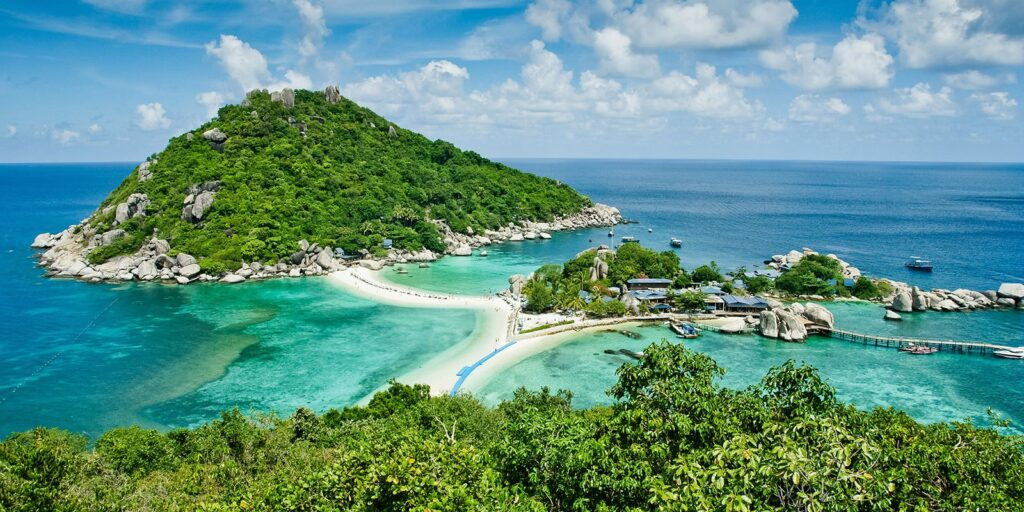 sea, thailand, travel, seasons sea Sea of Thailand, we can travel in all seasons Koh Tao Surat Thani Province 1024x512