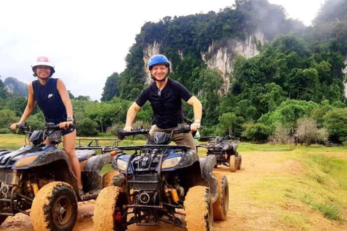 Krabi ATV 1 Hour Riding Tour